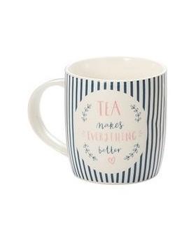 "Mug ""Freya"" righe"